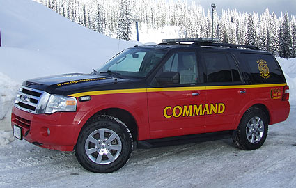 Command - 1, 2009 Ford Expedition