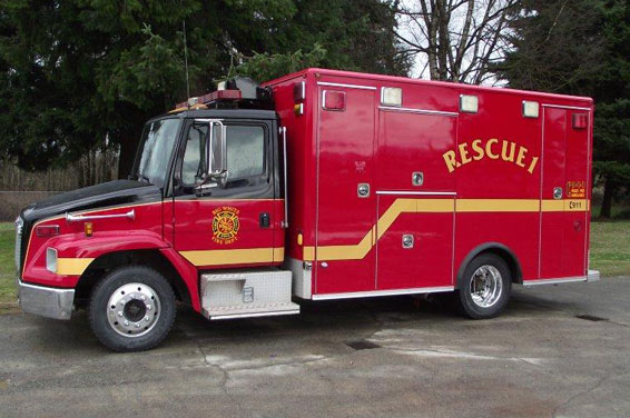 Rescue 1 – Freightliner Road Rescue Truck